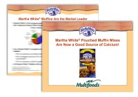 Martha White  PowerPoint