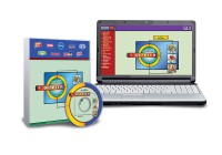 Multifoods Web Design with Binder and CD
